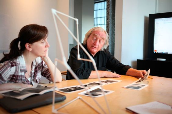 Steven Holl Architects · Tesseracts of Time: A Dance for Architecture
