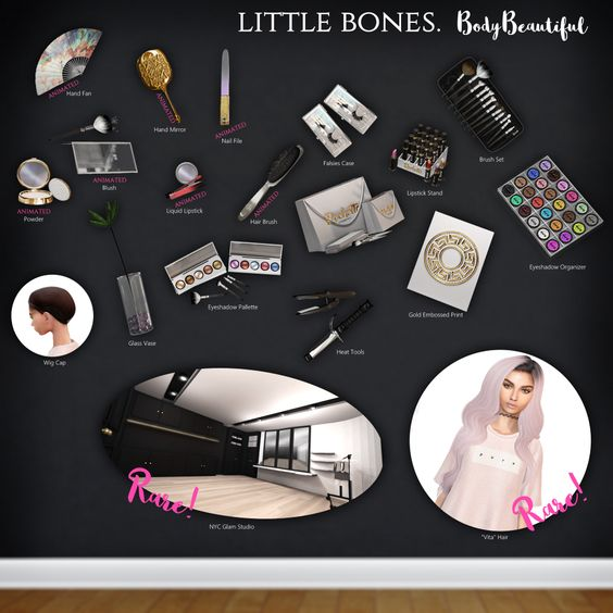 Sponsor: Little Bones - BodyBeautiful