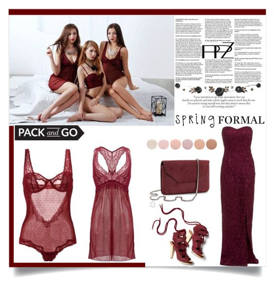 """SPRING FORMAL"" by ppz-brand ❤ liked on Polyvore featuring Fetco, Derek Lam, Filippa K and Deborah Lippmann"