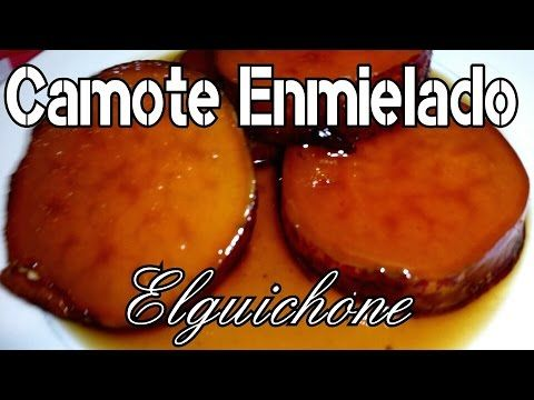 CAMOTE ENMIELADO ESTILO JALISCO - YouTube
