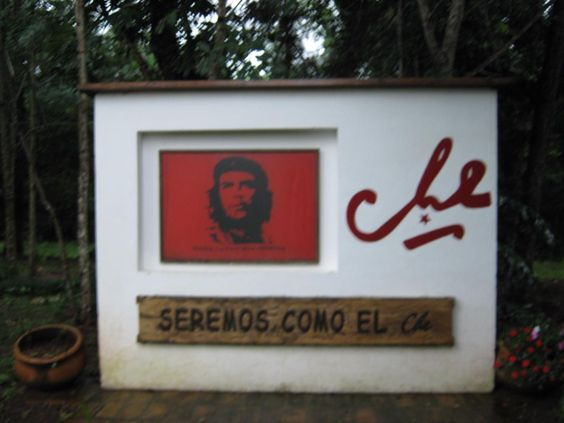 Caraguatay is the original settlement of the Guevara family where they endeavored to cultivate yerba mate.