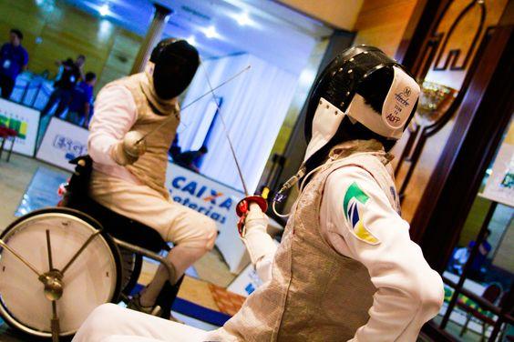 Foi realizado em São Paulo, entre 5 e 8 de junho, o primeiro curso de arbitragem de esgrima em cadeira de rodas. As aulas, oferecidas pelo Comitê Paralímpico Brasileiro por meio da Academia Paralímpica Brasileira, foram ministradas durante a realização da II Copa Brasil da modalidade, também na capital paulista.