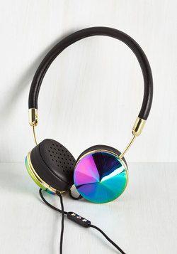 You Heard the Glam Headphones in Iridescent