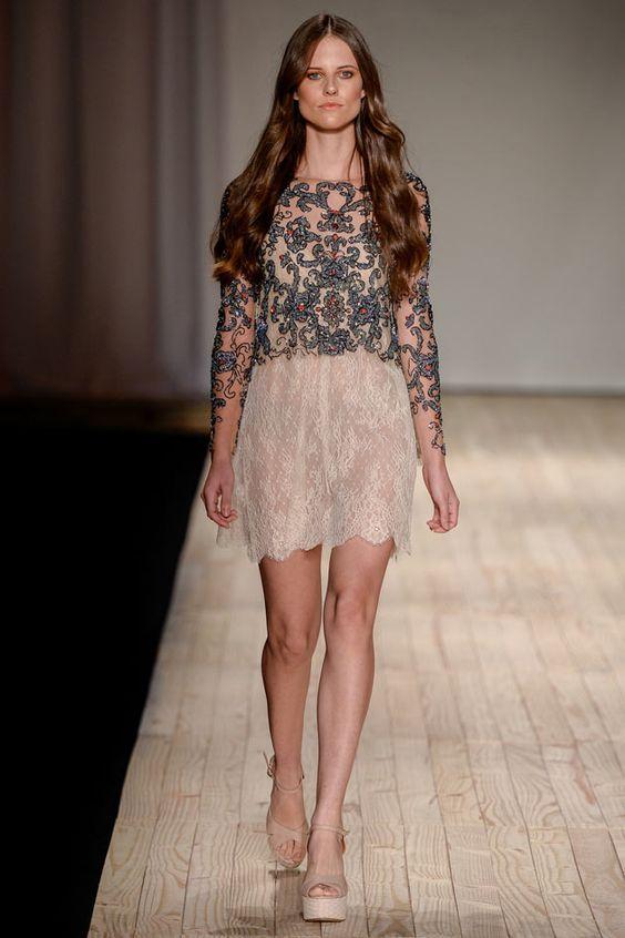Fabiana Milazzo primavera-verão 2015/16 - Lilian Pacce