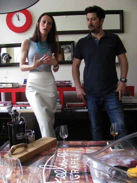 o Porto encanta: Feeling Grape . Oporto Wine & Food Atelier. Para c...