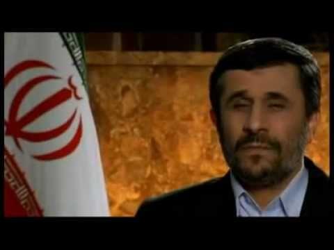 Ahmadinejad spricht zu Deutschland 2010