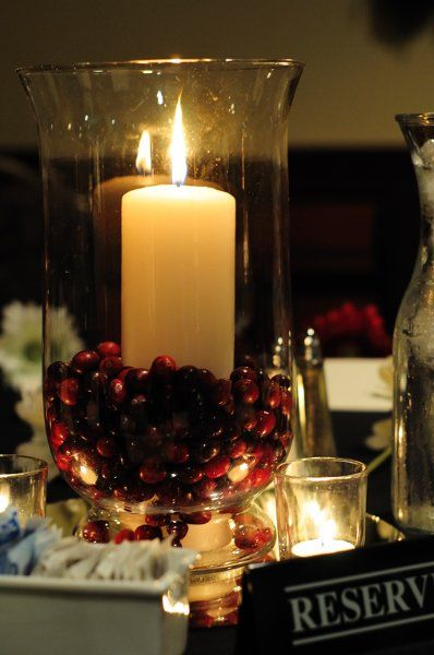 Bridal gowns wedding cranberry centerpiece and centerpieces
