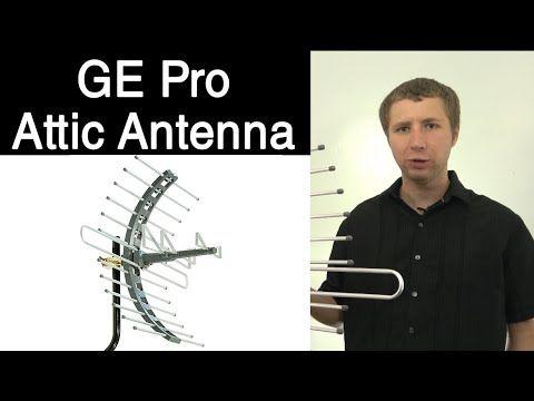 Ge Pro Long Range Attic Outdoor Tv Antenna 29884 Review Youtube In 2020 Outdoor Tv Antenna Best Outdoor Tv Antenna Tv Antenna
