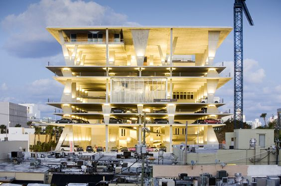 Gallery of 1111 Lincoln Road / Herzog & de Meuron - 1