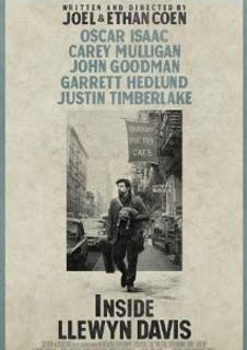 Inside Llewyn Davis is coming to Century Cinemas Letterkenny Thursday 1st May at 8:30pm.