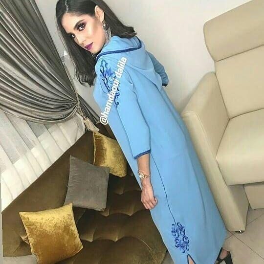 Caftan In Morroco Sur Instagram تشكيلة رائعة جدا جليلبات رمضان والعيد ولا أروع عند Signature By Hamdaoui Dalila Afghani Clothes Fashion Clothes