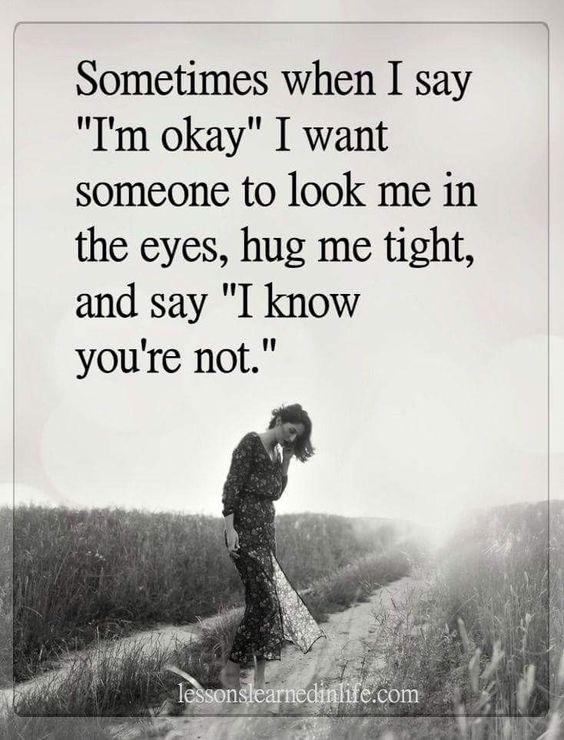 This is what I want, a man that knows this and isn't afraid to show this.