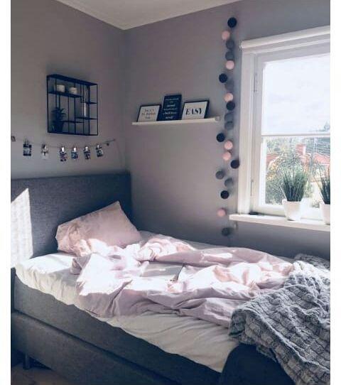 Idea para decorar cuarto pequeño, | Room decor en 2019 ...