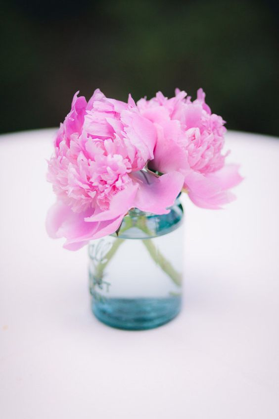 the perfect pink peonies  Photography by petruzzo.com