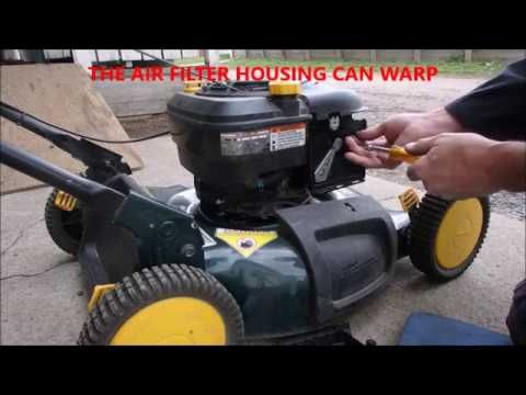 The Little Things Can Fool You Briggs Youtube In 2020 Lawn Mower Repair Canning Automotive Repair