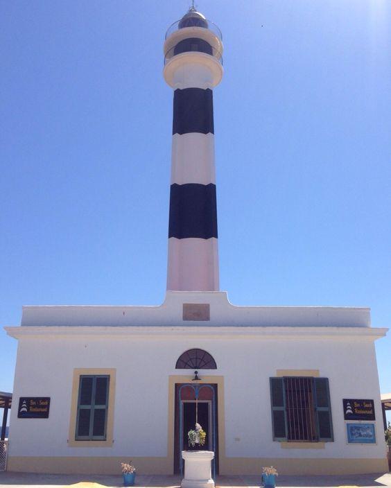 Faro de Dartrutx Menorca España