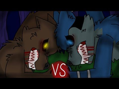 Werewolves Mordecai Vs Rigby Part 2 Regular Show Youtube Regular Show Werewolf Shows