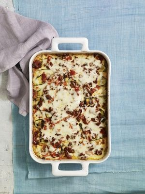 A Healthy Lasagna Recipe from The Skinnytaste Cookbook