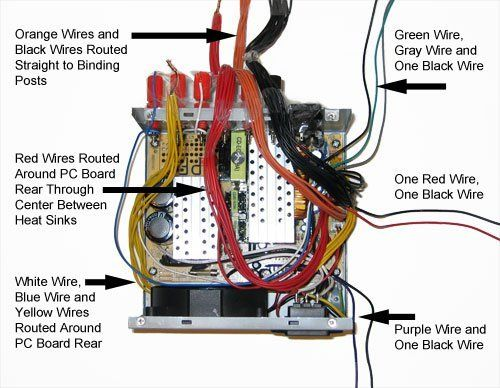 ATX Power Supply to DC Bench Supply Build No. 2 | Power supply, Atx, PowerPinterest