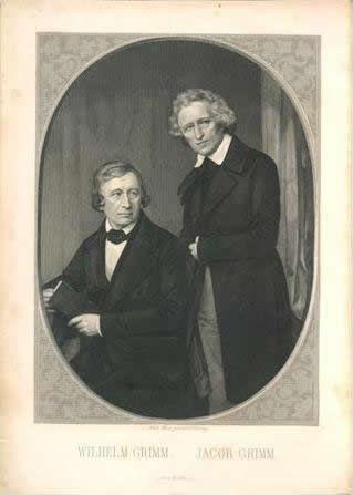 Les frères Grimm: