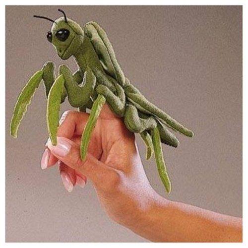 Folkmanis Puppet Mini Praying Mantis By Folkmanis Http Www