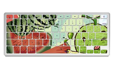"1 Piece MacBook Pro 13"""""""""""""""" Keyboard Sticker Decal Keyboard Skin Watermelon"""""""