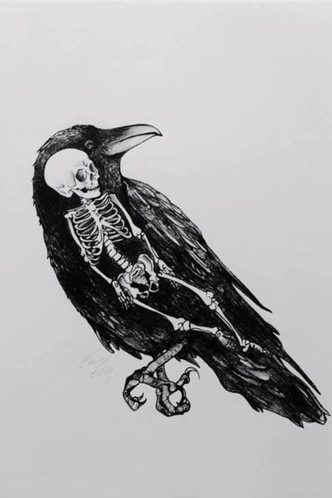 death art Black and White creepy horror gore dark skull ...
