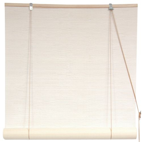 Found it at Wayfair - Bamboo Roll-Up Shade