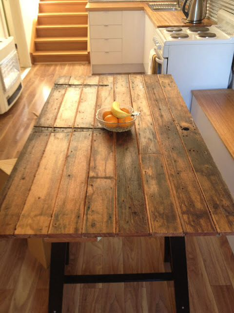 Kitchen Tables Old Barns And Doors On Pinterest