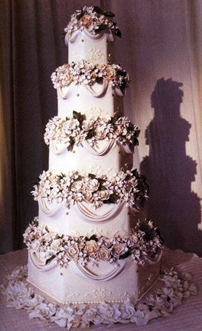 jessica simpson wedding cake beautiful wedding and photos on 16592