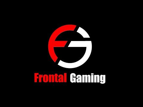 Frontal Gaming Channel Logo Fg Logo Pixellab Tutorial Youtube Channel Logo Frontal Mobile Legend Wallpaper