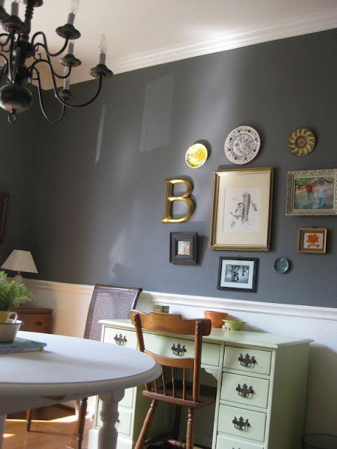 Colors Ash And Bedroom Colors On Pinterest Behr Office Colors.our ...
