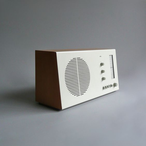 dieter rams rt 20 39 tischsuper 39 tube radio for braun 1961 machined pinterest the 70s. Black Bedroom Furniture Sets. Home Design Ideas
