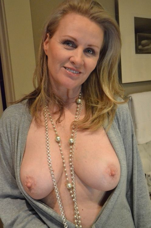 mature firm breasts