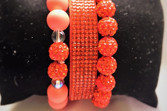 A personal favorite from my Etsy shop https://www.etsy.com/listing/466990131/orange-3-piece-layered-set