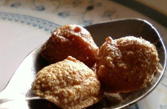 Chitti Vadiyalu ~ Sun Dried Urad Dal Papads   Urad Dal : 1 cup Red Chilli Powder : 1 tsp Salt to taste A pinch of hing ( optional )
