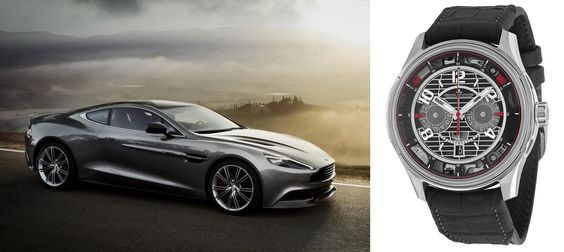 Thumbnail - Race Cars as Inspiration for High-End Luxury Watches