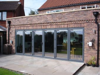 Conservatec Orangeries Orangery Specialists Glass Extensions Orangery Extensions And Conservato Flat Roof Extension Brick Extension House Extension Design