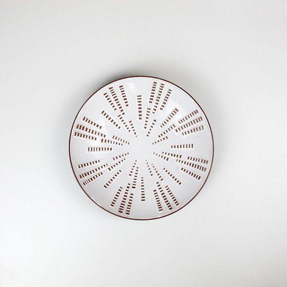 Large West German Plate. West German by ArqueologiaDomestica, €35.00