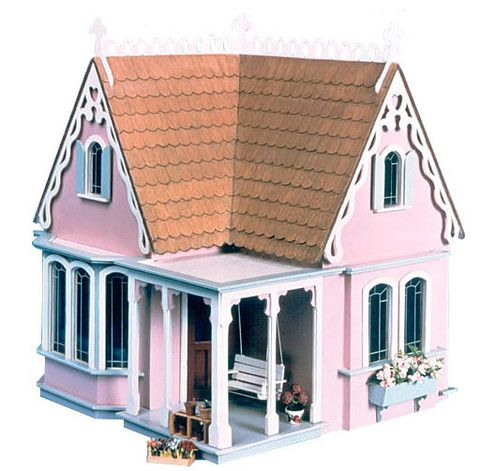 Coventry Cottage Dollhouse Kit