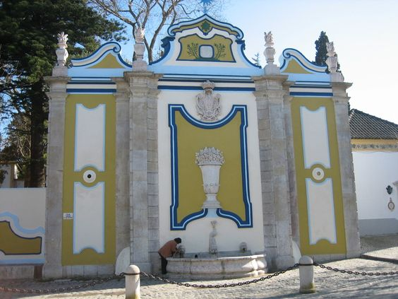 Fonte dos Pasmados-Vila Nogueira de Azeitão