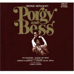 "George Gershwin`s ""Porgy & Bess"""