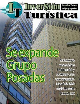 Revista Inversión Turística NUMERO 1  ENERO 30 2016