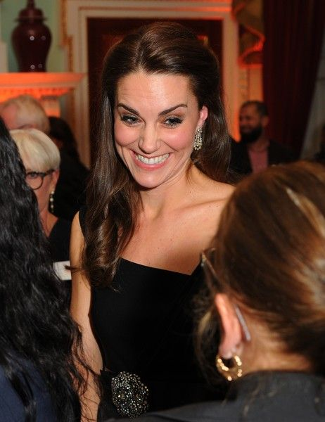 Catherine, Duchess of Cambridge attends Place2Be Wellbeing in Schools Awards at Mansion House on November 22, 2016 in London.: