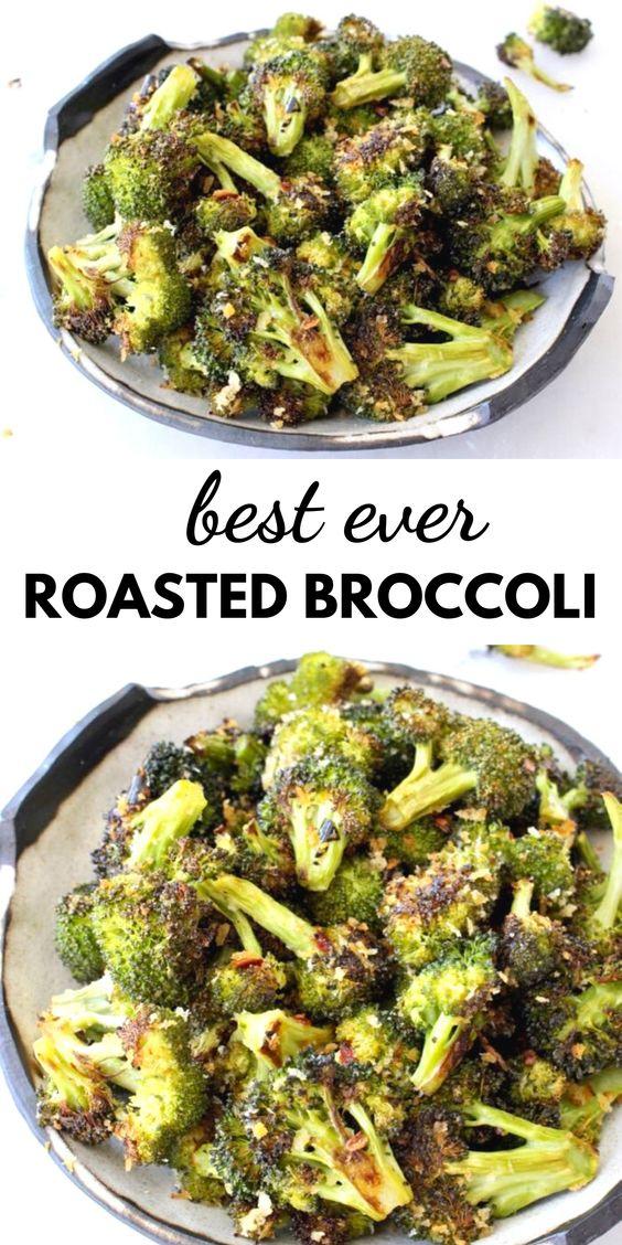 Best Roasted Broccoli