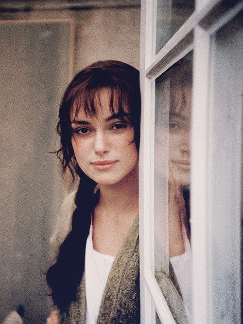 Keira Knightley in Pride and Prejudice: