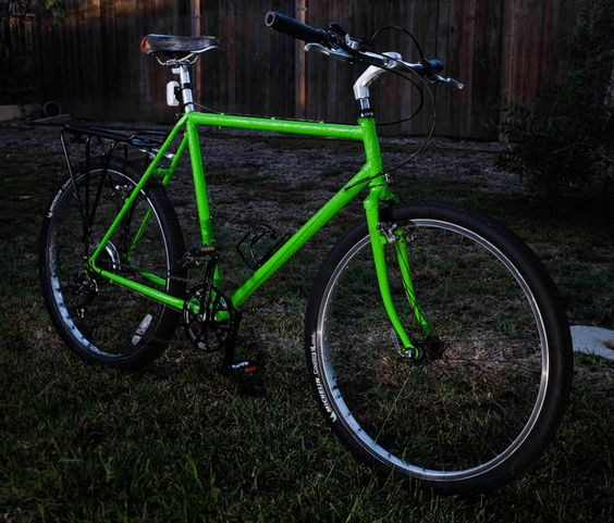 Picture of Bed Liner Bike Frame