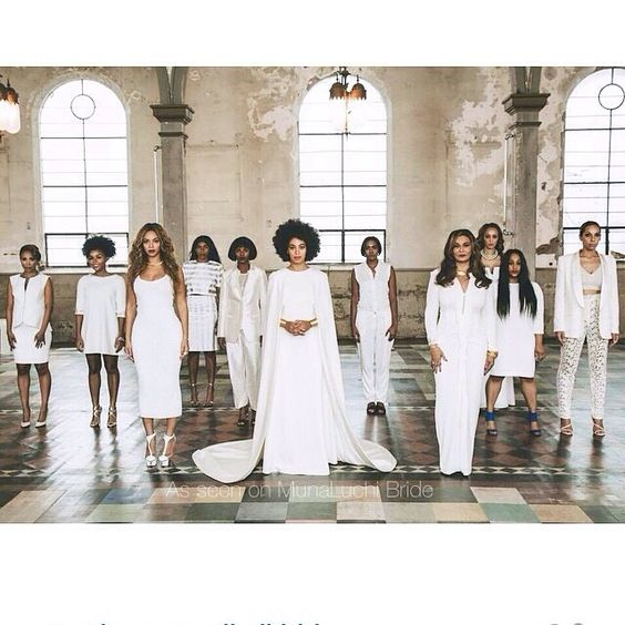 Solange's modern, classic NOLA wedding