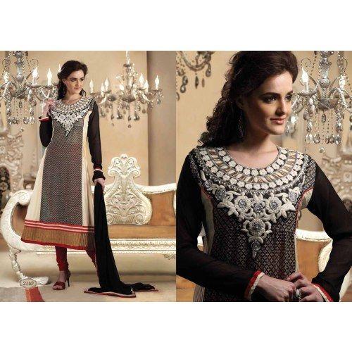 gorget digital print           Get-2110 - Online Shopping for Salwar Suit by Shraddha Enterprises