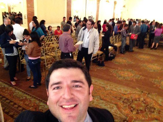 Conferencia para Asociación de Gerentes, Camino Real, Guatemala